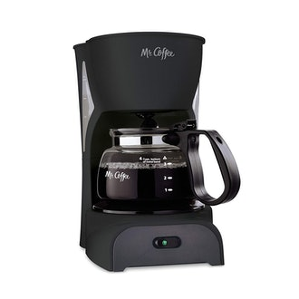 Mr. Coffee Simple Are Coffee Maker