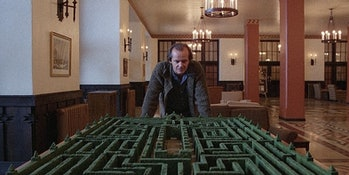 'The Shining' plays a surprisingly huge role in 'Ready Player One'.