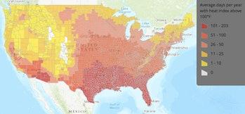 heat waves, heat extremes