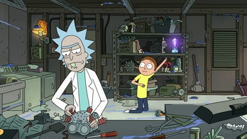 rick and morty time travel stuff