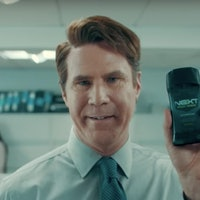 Will Ferrell Introduces Deodorant for Sexual Harassers on SNL