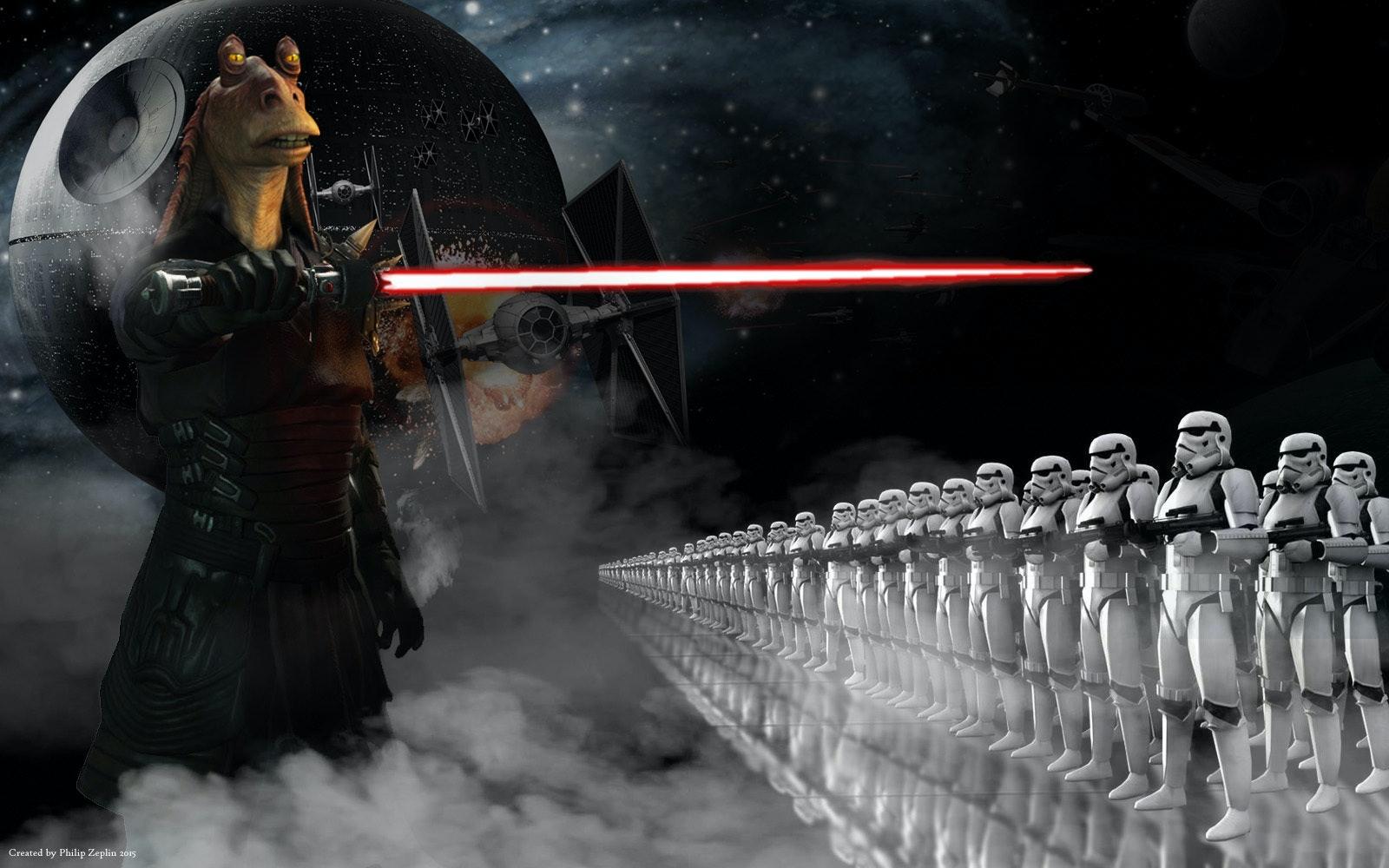 How Jar Jar Binks Continues To Unite Star Wars Fandom