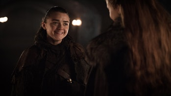 Actually, the Stark sisters are totally cool.