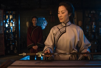 Michelle Yeoh Crouching Tiger