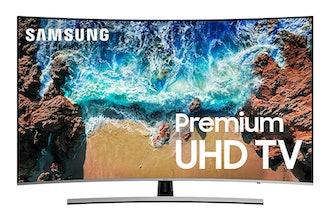 "Samsung Curved 65"" 4K TV"