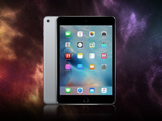 "Apple iPad Mini 4 7.9"" 128GB WiFi Space Gray (Refurbished)"