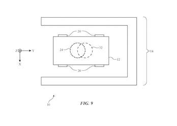 apple project titan self driving car patent