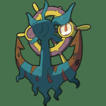 Dhelmise pokemon sword and shield