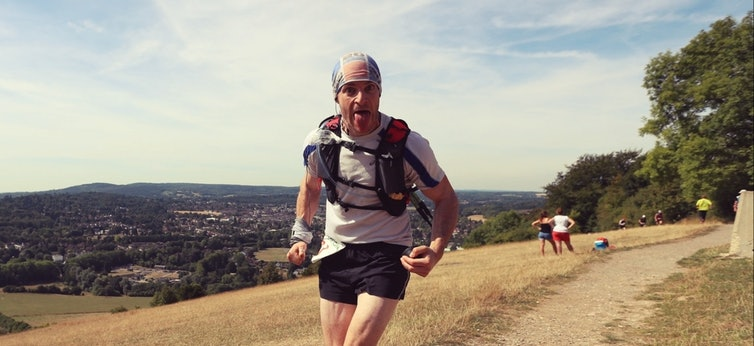 What does running 100 miles look like?