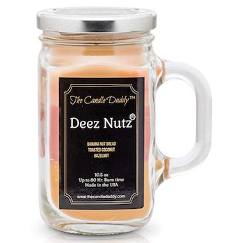 The Candle Daddy Deez Nutz Scented Candle