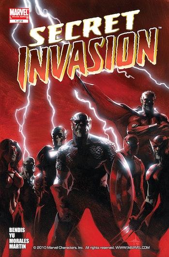 Secret Invasion Captain Marvel