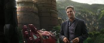 'Avengers: Infinity War' Bruce Banner