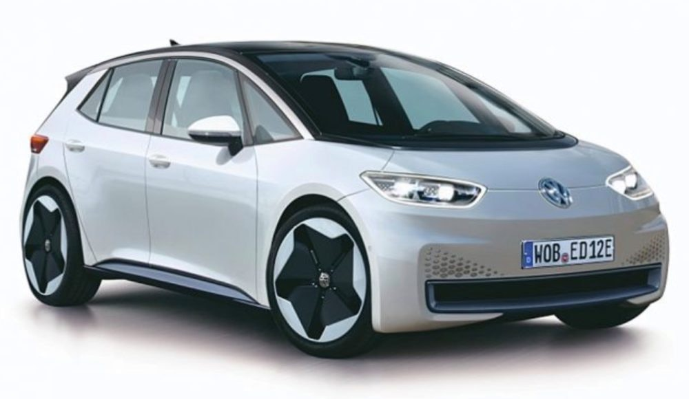 The rumored VW Neo.