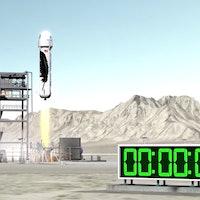 Watch Blue Origin's In-Flight Escape System Test on October 5