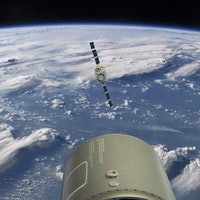 """DARPA's O2 Network Guides Satellites Through Space """"Minefield"""""""