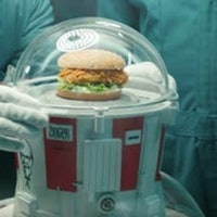 Can You Eat the KFC Chicken Sandwich That Was Sent to Space?