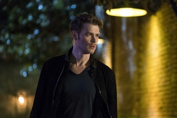 Joseph Morgan as Klaus Mikaelson in 'The Originals'