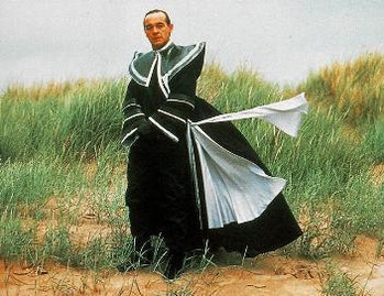 The Valeyard in all his arrogant glory.