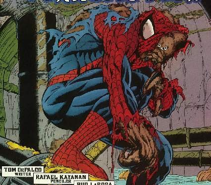 Plantman's mutagen makes Peter mutate a LOT.