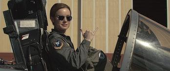'Captain Marvel' Air Force