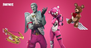 'Fortnite' Valentine's Day gear
