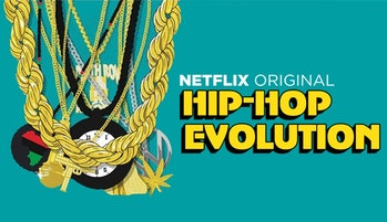 'Hip-Hop Evolution'