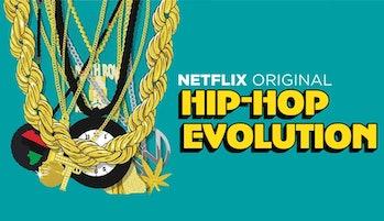 'Hip-Hop Evolution'
