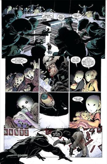 Batman Court of Owls Talons