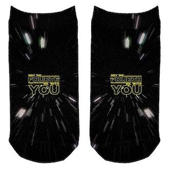 Adult Ankle Star Wars Socks