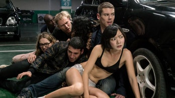 In the Season 2 finale, almost the entire 'Sense8' cluster physically met IRL.
