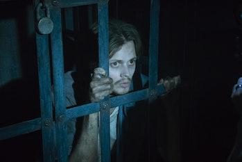 Bill Skarsgard in 'Castle Rock'.