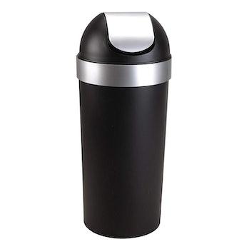 Umbra Venti 16-Gallon Swing Top Kitchen Trash Can