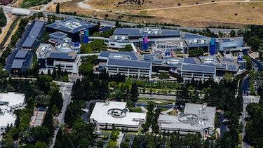 google campus headquarters