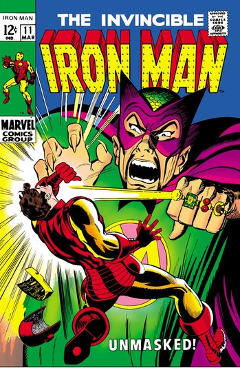 Iron Man The Mandarin Shang-Chi