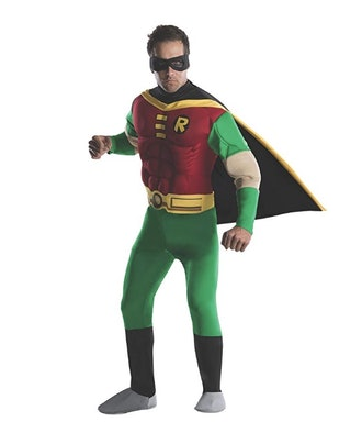 DC Comics Deluxe Muscle Chest Robin