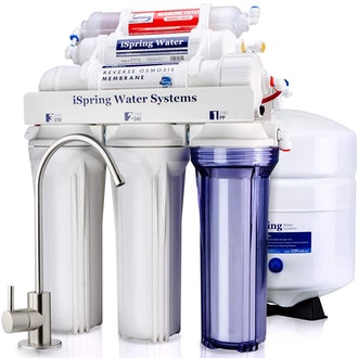 iSpring High Capacity Under Sink Reverse Osmosis Drinking Water Filter