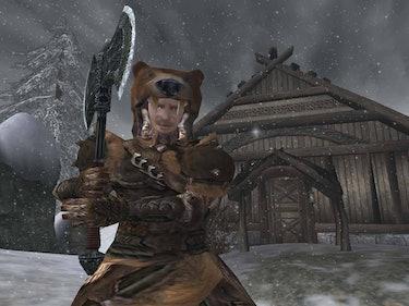 'The Elder Scrolls III: Morrowind' (2002)