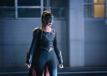 Supergirl Reign CW