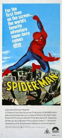 marvel movies spider man 1977 review