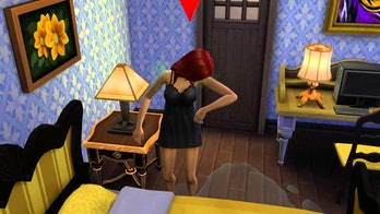 'The Sims 4' Pee on the Floor