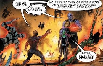 Avengers: Endgame Prelude #2