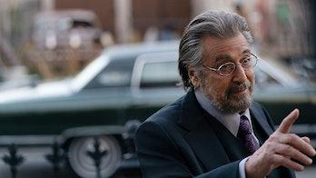 Al Pacino Hunters Amazon