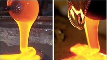 molten glass, honey, memes