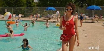 Stranger Things heather lifeguard