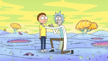 rick and morty pilot