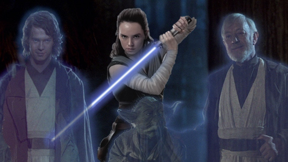 'Star Wars: Episode IX' could also feature some Force Ghosts.