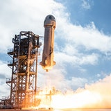 What's next for Blue Origin? Crewed missions, moon trips and space cities