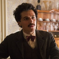 Einstein Becomes a Jerk When He Gets a Mustache in 'Genius'