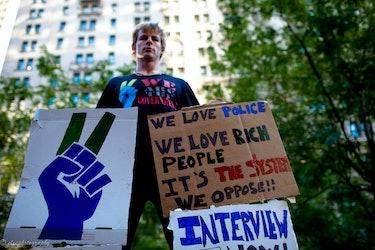 Occupy Wall Street -26