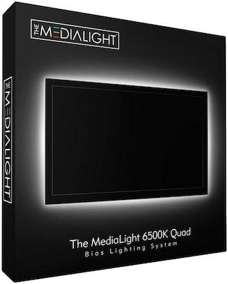 MediaLight Quad 6500K Bias Lighting System